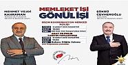 AK Parti Kızıltepe İlçe Aday Tanıtım...