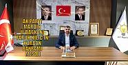 AK PARTİ MARDİN İL BAŞKANI FARUK KILIÇ'IN...
