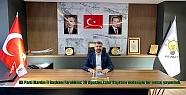 AK Parti Mardin İl Başkanı FarukKılıç...