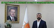 AK PARTİ MARDİN İL KONGRESİ 18 OCAK'TA...