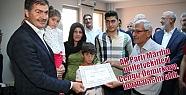 AK Parti Mardin milletvekili Cengiz Demirkaya,...