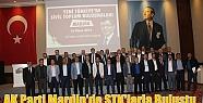 AK Parti Mardin'de STK'larla Buluştu