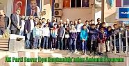 AK Parti Savur İlçe Başkanlığı'ndan...