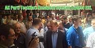 AK Parti Teşkilatı Nusaybin ilçesini...