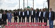 Anadolu Gençlik Derneğinden Hububat Ticaret...