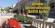 Artuklu Üniversitesinde BESYO Açıldı