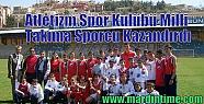Atletizm Spor Kulübü Milli Takıma Sporcu...