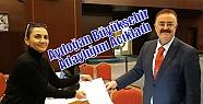 Aydoğan Büyükşehir Adaylığını Açıkladı