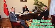 Bakan Dönmez elektrik meselesi için Mardin'e...