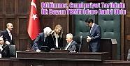 Bölünmez, Cumhuriyet Tarihinin İlk Bayan...