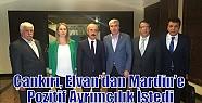 Çankırı, Elvan'dan Mardin'e Pozitif...