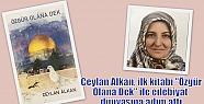 Ceylan Alkan, ilk kitabı 'Özgür Olana...