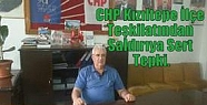 CHP Kızıltepe İlçe Teşkilatından Saldırıya...