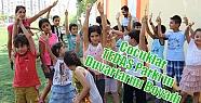 Çocuklar TEDAŞ Parkı'ın Duvarlarını...