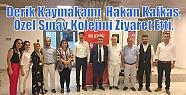 Derik Kaymakamı Hakan Kafkas, Özel Sınav...