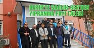 DERİK'TE SAĞLIK-SEN'DEN YIPRANMA PAYI...