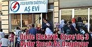 Dicle Elektrik, Cizre'de 3 Aydır Sıcak...