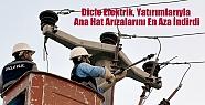 Dicle Elektrik, Yatırımlarıyla Ana Hat...