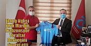Elazığ Valisi Yırık Mardin Trabzonspor...