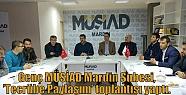 Genç MÜSİAD Mardin Şubesi, 'Tecrübe...