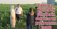 Gürpınar Kızıltepeli Çiftçilerin sorunlarını...