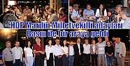 HDP Mardin Milletvekilli adayları Basın...