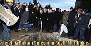 İçişleri Bakanı Süleyman Soylu Mardin'de