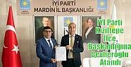 İYİ Parti Kızıltepe İlçe Başkanlığına...