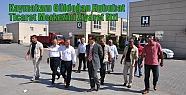 Kaymakam Güldoğan Hububat Ticaret Merkezini...