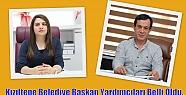 Kızıltepe Belediye Başkan Yardımcıları...