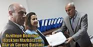 Kızıltepe Belediye Başkanı Mazbatasını...