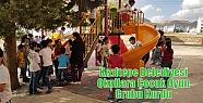 Kızıltepe Belediyesi Okullara Çocuk Oyun...