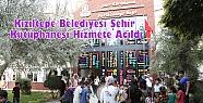 Kızıltepe Belediyesi Şehir Kütüphanesi...