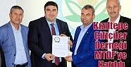 Kızıltepe Çiftçiler Derneği MTDF'ye...