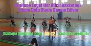 Kızıltepe Engelliler Gücü Basketbol...