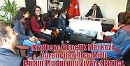 Kızıltepe Gençlik Merkezi öğrencileri,...