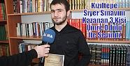 Kızıltepe Siyer Sınavını Kazanan 3...