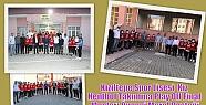 Kızıltepe Spor Lisesi Kız Hentbol Takımına...