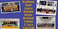 Kızıltepe Spor Lisesi Kulübü Kızlar...