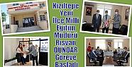 Kızıltepe Yeni İlçe Milli Eğitim Müdürü...