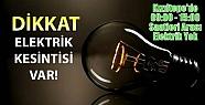 Kızıltepe'de 09:00 - 15:00 Saatleri Arası...