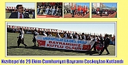 Kızıltepe'de 29 Ekim Cumhuriyet Bayramı...