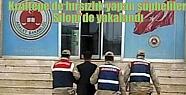 Kızıltepe'de hırsızlık yapan şüpheliler...