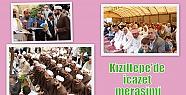 Kızıltepe'de icazet merasimi...