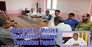 Kızıltepe'de Meslek Liselerinin Tanıtım...