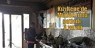 Kızıltepe'de Mutfak tüpü patladı: 3...