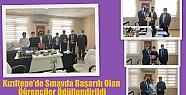 Kızıltepe'de Sınavda Başarılı Olan...