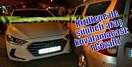 Kızıltepe'de şüpheli araç kovalamacası:...