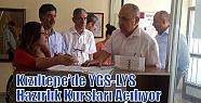 Kızıltepe'de YGS-LYS Hazırlık Kursları...
