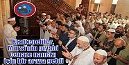 Kızıltepeliler, Mursi'nin gıyabi cenaze...